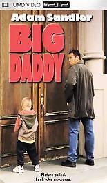 Big Daddy UMD PSP MOVIE SONY PLAYSTATION PORTABLE ADAM SANDLER 43396117976