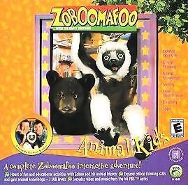Zoboomafoo Animal Kids (PC, 2000) for sale online | eBay