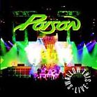 Swallow This Live by Poison (CD, Jun-2004, Capitol/EMI Records)