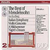Felix-Mendelssohn-Best-of-Mendelssohn-Davis-Dutoit-2CDs-1999-NEW