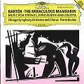Der Wunderbare Mandarin/+ von Pierre Boulez,CSO (1996)
