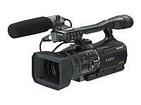 Sony HVR-V1E Camcorder - Black