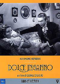 Dolce Inganno con Katharine Hepburn, Fay Bainter, Eric Blore - DVD