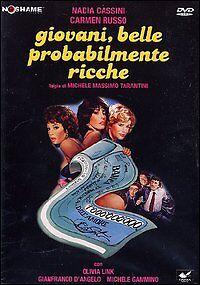 GIOVANI-BELLE-PROBABILMENTE-RICCHE-Nadia-Cassini-Carmen-Russo-DVD-FILM-SEALED