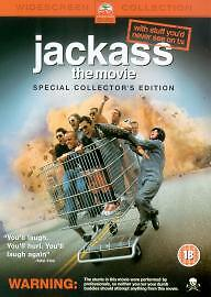 Jackass  The Movie DVD 2003 - <span itemprop=availableAtOrFrom>Manchester, Greater Manchester, United Kingdom</span> - Jackass  The Movie DVD 2003 - Manchester, Greater Manchester, United Kingdom