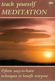 Teach Yourself Meditation (DVD, 2003)
