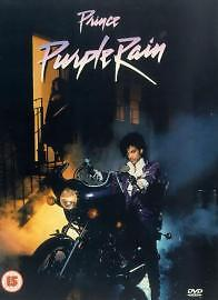 PURPLE RAIN DVD - NEW / SEALED DVD - UK STOCK