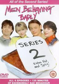 Men-Behaving-Badly-Series-2-DVD-2000-VERY-GOOD
