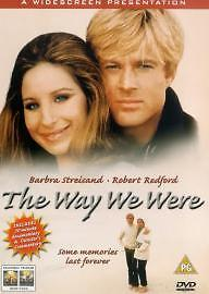 The Way We Were DVD 2000 - <span itemprop=availableAtOrFrom>Hackney, London, United Kingdom</span> - The Way We Were DVD 2000 - Hackney, London, United Kingdom