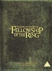The-Lord-Of-The-Rings-The-Fellowship-Of-The-Ring-4-Disc-Dvd-Brand-New-Sealed