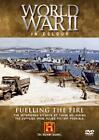 World War II In Colour - Fuelling The Fire (DVD, 2005)
