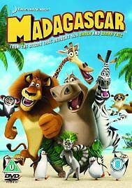 Madagascar DVD Ben Stiller Andy Richter Jada PinkettSmith D Schwimmer - Dronfield, United Kingdom - Madagascar DVD Ben Stiller Andy Richter Jada PinkettSmith D Schwimmer - Dronfield, United Kingdom