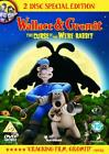 Wallace And Gromit - The Curse Of The Were Rabbit (DVD, 2006, 2-Disc Set)