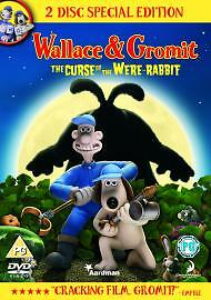 Wallace ampGromit  The Curse Of The Were Rabbit 2 Disc Special Edition - <span itemprop=availableAtOrFrom>DRONFIELD, Derbyshire, United Kingdom</span> - Wallace ampGromit  The Curse Of The Were Rabbit 2 Disc Special Edition - DRONFIELD, Derbyshire, United Kingdom
