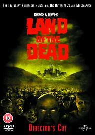 Land-Of-The-Dead-DVD-2008-Director-039-s-Cut