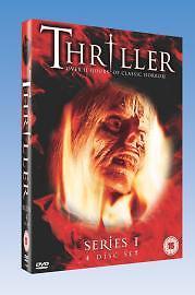 Thriller - Episodes 1 To 10 (DVD, 2004, 4-Disc Set)