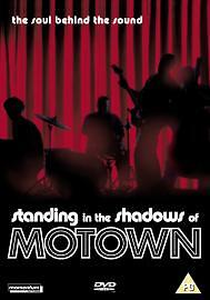 STANDING IN THE SHADOWS OF MOTOWN - DVD - REGION 2 UK