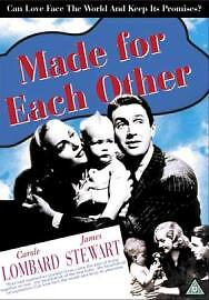 Made for Each Other DVD Good DVD - <span itemprop=availableAtOrFrom>Bilston, United Kingdom</span> - Returns accepted Most purchases from business sellers are protected by the Consumer Contract Regulations 2013 which give you the right to cancel the purchase within 14 days after the day  - Bilston, United Kingdom