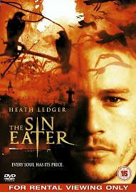 The Sin Eater (DVD, 2004) disc in new condition.
