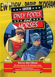Only Fools And Horses  Heroes And Villains DVD 2004 - <span itemprop='availableAtOrFrom'>Portsmouth, Hampshire, United Kingdom</span> - Only Fools And Horses  Heroes And Villains DVD 2004 - Portsmouth, Hampshire, United Kingdom