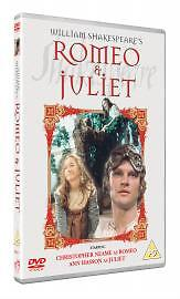 Romeo And Juliet DVD 2004 Christopher Neame Ann Hasson - <span itemprop=availableAtOrFrom>widnes, Cheshire, United Kingdom</span> - Romeo And Juliet DVD 2004 Christopher Neame Ann Hasson - widnes, Cheshire, United Kingdom