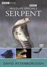 Wildlife Special - Serpent (DVD, 2004)