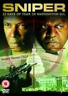 Sniper - 23 Days Of Fear In Washington D.C. (DVD, 2004)