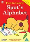 Spot's Alphabet - Including Words, Colours And Shapes (DVD, 2005)