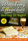 Wedding Speeches - Getting It Right (DVD, 2006)