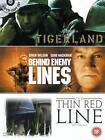 Behind Enemy Lines / Tigerland / Thin Red Line (DVD, 2004, 3-Disc Set)