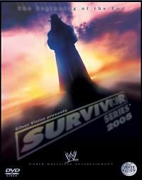WWE  Survivor Series 2005 DVD 2006 Brand New and Sealed - Stevenage, United Kingdom - WWE  Survivor Series 2005 DVD 2006 Brand New and Sealed - Stevenage, United Kingdom