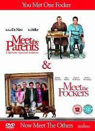 Meet The ParentsMeet The Fockers DVD 2005 2Disc Set Box Set - Ipswich, United Kingdom - Meet The ParentsMeet The Fockers DVD 2005 2Disc Set Box Set - Ipswich, United Kingdom