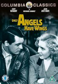 Only Angels Have Wings - Cary Grant & Hayworth - NEW / SEALED  UK (Region 2)