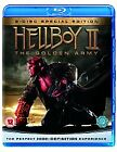 Hellboy 2 - The Golden Army (Blu-ray, 2008)