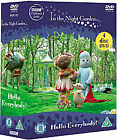 In The Night Garden - Hello Everybody (DVD, 2008, 4-Disc Set, Box Set)
