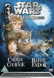 Star Wars  Ewok Adventures Caravan Of Courage amp The Battle For Endor  DVD RARE - Hull, United Kingdom - Star Wars  Ewok Adventures Caravan Of Courage amp The Battle For Endor  DVD RARE - Hull, United Kingdom