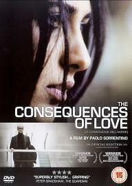 The Consequences Of Love (DVD, 2005)