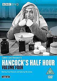 Hancock039s Half Hour  Vol 4 DVD 2006 2Disc Set - Grays, United Kingdom - Hancock039s Half Hour  Vol 4 DVD 2006 2Disc Set - Grays, United Kingdom