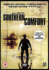 Southern Comfort DVD Keith Carradine Powers Boothe Walter Hill UK Release New R2