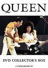 Queen - DVD Collector's Box (DVD, 2006, 2-Disc Set)