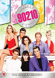 BEVERLY HILLS 90210 Complete Series 2 DVD Box Set Season Collection 2nd Second 5014437918833 | eBay