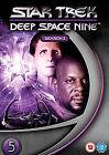 Star Trek - Deep Space Nine - Series 5 - Complete (DVD, 2007, 7-Disc Set)