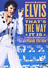 Elvis - That's The Way It Is (DVD, 2007, 2-Disc Set)