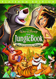 Walt-Disney-The-Jungle-Book-Brand-New-Sealed