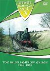Irish Railways Vol.3 - The Irish Narrow Gauge 1939-1959 (DVD, 2007)