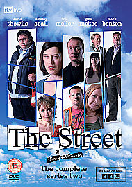 THE STREET COMPLETE SERIES TWO GENUINE R2 DVD TIMOTHY SPALL DAVID THEWLIS 2-DISC