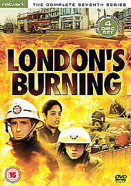 London's Burning - Series 7 - Complete (DVD, 2008, 4-Disc Set) New and Sealed