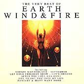 EARTH-WIND-FIRE-CD-THE-VERY-BEST-OF-70s-80s-SOUL-Great-Tracklist