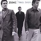 Back Here (CD)