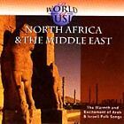 Various Artists - Africa - The World Of Music (North Africa & The Middle East) (CD 1998)